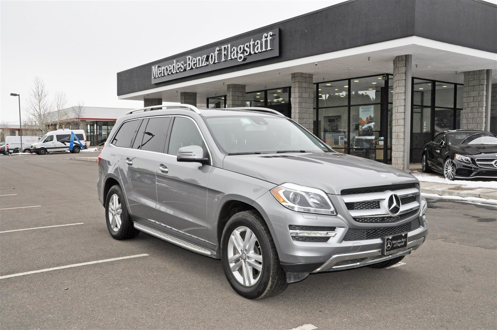 certified pre owned 2015 mercedes benz gl gl450 suv in flagstaff 5243p mercedes benz of flagstaff. Black Bedroom Furniture Sets. Home Design Ideas
